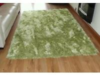 Large santa cruz rug 9 feet x 6 feet