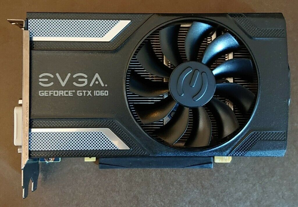 EVGA GTX 1060 6GB SC Graphics Card - used very good condition | in  Hatfield, Hertfordshire | Gumtree