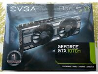EVGA Geforce GTX 1070ti