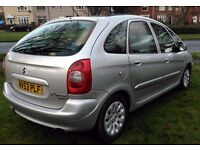 Picasso Exclusive 1.8 - Brilliant family car. 1st to see will buy!