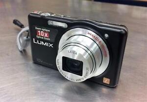 Appareil photo numérique Panasonic LUMIX 16.1 mp, zoom optique 10x  #F022477