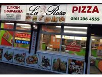 Pizza Takeaway shop for Sale