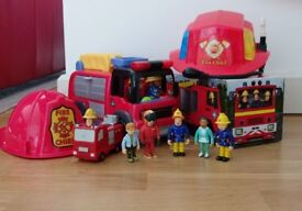 Bundle Toys and DVD's for FIREMAN FAN!