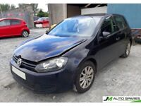 Mk6 2012 Vw Golf 2.0tdi 6speed BREAKING ♻ For Parts only ♻️
