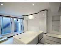 STUDIO APARTMENT IN WEST KENSINGTON, NW9 - ALL BILLS INCLUSIVE - £300.00 PW - AVAILABLE NOW