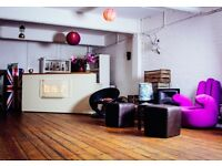 Event Studio Space for Hire in East London