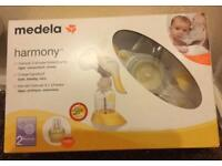 MEDELA MANUAL BREAST PUMP