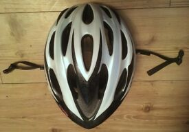 Adult Grey Giro Cycle Helmet NEW