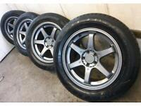 "18"" alloy wheels Toyota suzuki Honda( vivaro traffic 15-21 )"