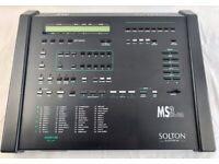 Solton MS3 - MIDI Rhythm / Auto Accompaniment Unit - Good for Accordion