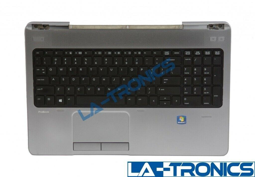 HP ProBook 655 G1 Laptop 6070B0685702 Palmrest & Touchpad Assembly