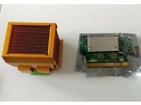 HP Proliant CPU Cooler and processor Power Module
