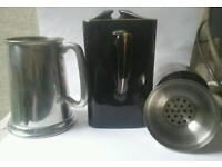 Tankard and other