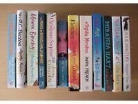 Lot of 12 Books including Giovanna Fletcher, Jenny Colgan, Miranda Hart and Dawn French novel humour