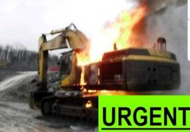HITACHI JCB CAT AND MORE WANTEDD FOR EXPORT