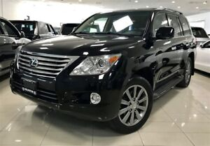 2009 Lexus LX 570 ULTRA PREMIUM|NO ACCIDENT|FULLY LOADED|CERTIFI