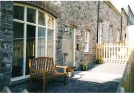 Beautiful dogfriendly Barnconversion Holidaylet in Laugharne where Keeping Faith was filmed