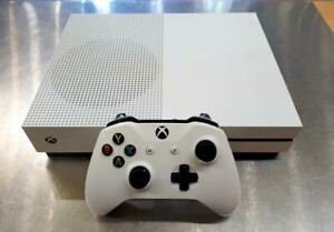 Console Microsoft XBOX ONE S 1 TO   ***Parfaite Condition***  (A072607)
