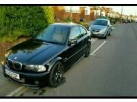 BMW e46 330 m sport
