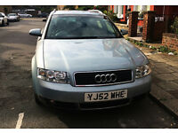 Audi A4 Estate 1,9 TDI 2002 131 ps