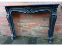 Classic French Style Fire Surround