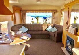❤️ Perfect & Clean Static Caravan, Stunning Sea View 12 Months Season Park 2018 Fees Inc. North East