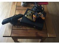 Xbox 360 complete set up with Kinect sensor 27 games