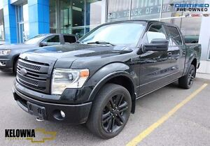 2013 Ford F-150 Limited | Leather | Sunroof | Navigation