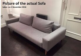 Sofa Bed by Designer Per Weiss - Brand Innovation