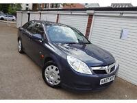 * 2007 Vauxhall Vectra 1.8 Life Manual *