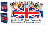 LIFE IN THE UK / B1 / A1 / A2 ENGLISH TEST FOR NATIONALITY & ILR COURSES FOR TRINITY COLLEGE & HO