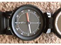 Rare Porsche design compass mirror watch