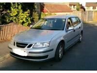Saab 9-3 1.9tid 120bhp manual estate