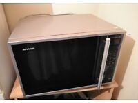Sharp Microwave Convection Oven and Grill _Like new
