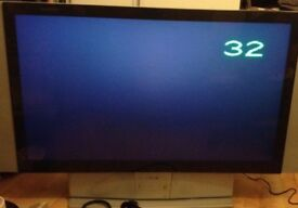 Big SONY TV 50 inches LCD Dolby Surround Made in Spain
