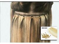 Hair Extensions,Remy hair, Fusion Bonding,Micro Weft,Brazilian,European Hair,Wigs