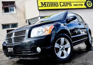 2011 Dodge Caliber Uptown! Leather+AuxIn+Hitch! ONLY $90/bi-week