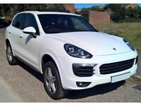 Porsche Cayenne 3.0 Tiptronic Immaculate Low Miles Full Sun Roof Towbar Full leather Air Suspension