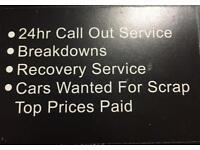 ELAAR RECOVERY SERVICE