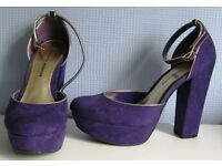 Ladies Sandals and shoes, size 5. £2.50 - £6
