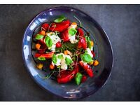 Head chef at The Common Old Oak - Modern British cafe & restaurant
