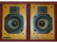 Mordaunt-Short MS100 hi-fi speakers