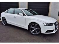 2013 AUDI A4 2.0 TDI SE TECHNIK 136 FACELIFT NOR A3 A5 A6 BMW 320D VW GOLF JETTA PASSAT LEON C250