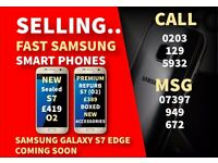 Brand New & Premium Refurb Samsung Galaxy S7 Edge | S7