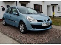 Renault Clio 2007 lovely clean car low miles