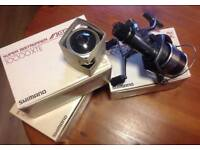 Shimano Super Baitrunner Aero 10000 XTE reels x3