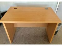 Compact Desk in Birch, free to collect