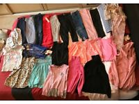 6-7 years girls clothes bundle