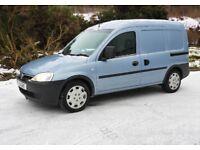 2011 Vauxhall Combo 1.7 CDTi Refrigerated Chiller Fridge Van