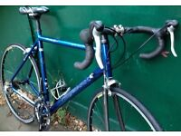 58cm Ridgeback Horizon lightweight Aluminium Road Racing racer Bike bicycle